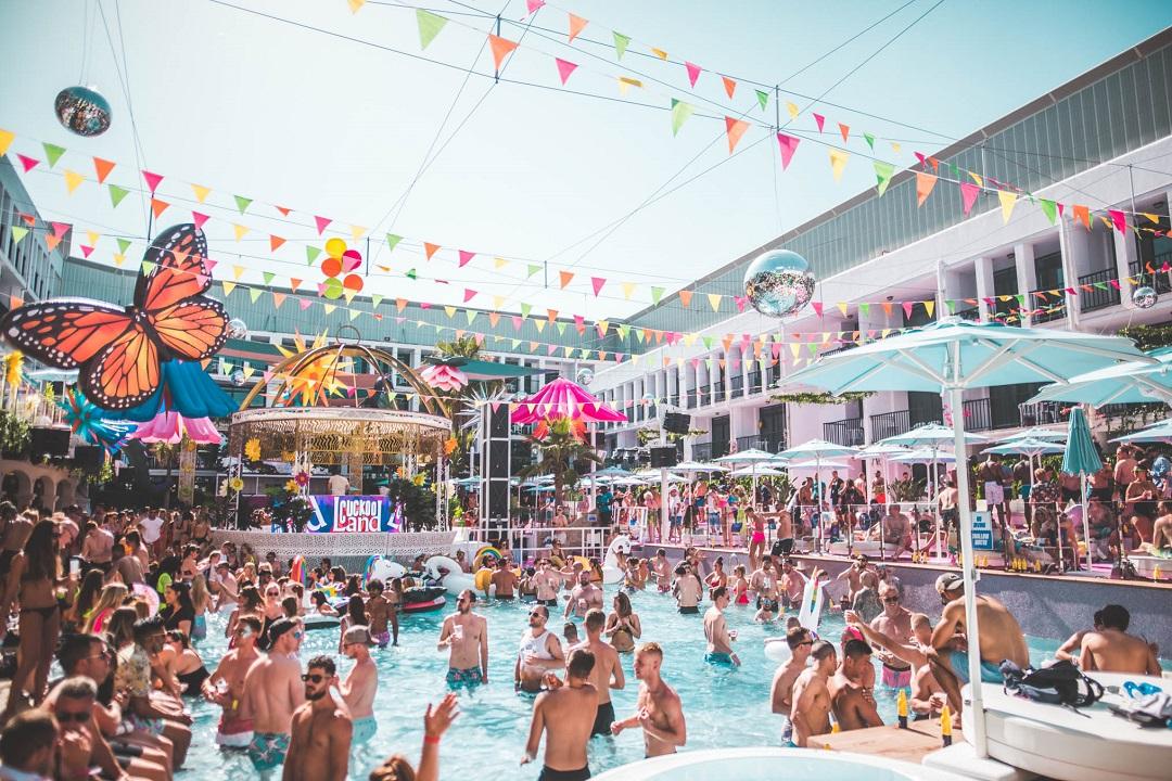Cuckoo Land Ibiza Rocks 2021